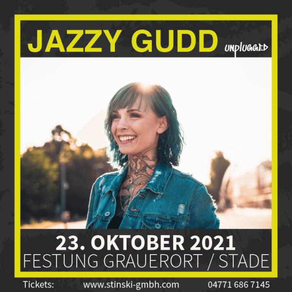 JAZZY GUDD - 23. Oktober 2021 - UNPLUGGED