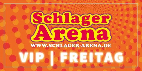 VIP-Ticket - FREITAG - SCHLAGER ARENA 2021