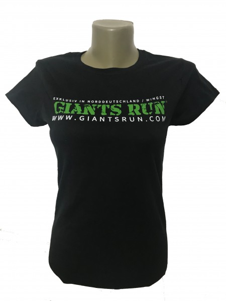T-Shirt 'GIANTS RUN ®' Damen neutral