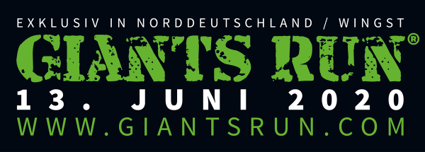 Giants Run - Einzelperson ummelden