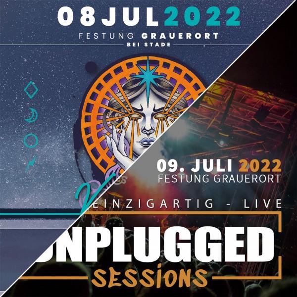 Ticket Bundle - Velvet Rock & Unplugged Sessions